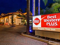 Best Western Plus Pepper Tree Inn