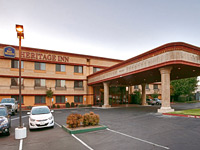 Best Western Plus Heritage Inn Chico