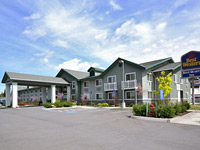Best Western Rose Quartz Inn