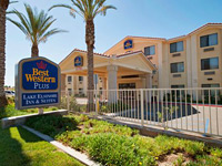 Best Western Plus Lake View Inn & Suites