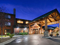 Best Western Plus McCall Lodge & Suites