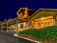 Best Western Topaz Lake Inn