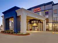 Hampton Inn and Suites Borger