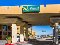 Quality Inn & Suites Tucson Airport North