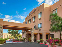 Comfort Suites Scottsdale Old Town