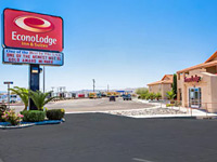 Econo Lodge Inn & Suites Ridgecrest