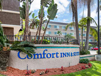 Comfort Inn & Suites San Diego Zoo/Sea World Area