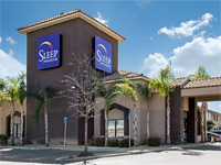 Sleep Inn & Suites Bakersfield