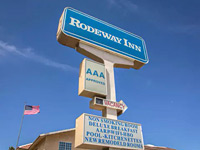 Rodeway Inn Barstow on Historic Route 66