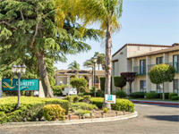 Quality Inn Morgan Hill