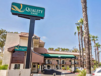 Quality Inn National City I-5 Naval Base