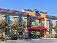 Comfort Suites La Puente near Industry Hills Expo Center