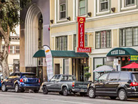 Clarion Hotel Downtown Oakland City Center