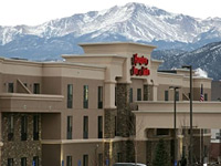 Hampton Inn & Suites Colorado Springs-Air Force Academy-I-25 North