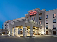 Hampton Inn & Suites Colorado Springs I-25 South