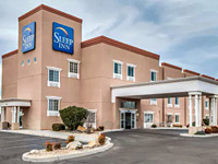 Sleep Inn Las Cruces University