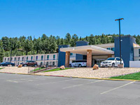 Quality Inn & Suites Ruidoso