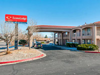 Econo Lodge Albuquerque West - Coors Blvd