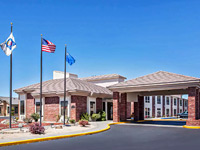 Comfort Inn & Suites near Fallon Naval Air Station