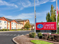Comfort Suites Salem Airport