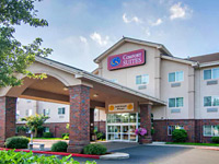 Comfort Suites Linn County Fairground and Expo Albany