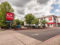 Econo Lodge Inn & Suites Corvallis