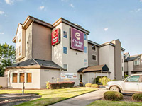 Clarion Hotel Portland International Airport