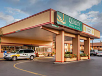 Quality Inn and Suites Medford Airport