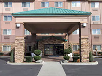 Clarion Inn and Suites Medford