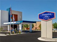 Hampton Inn Santa Fe South