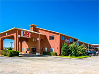 Econo Lodge Inn & Suites Sweetwater