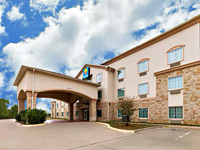 Comfort Inn & Suites Glen Rose near Comanche Peak