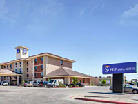 Sleep Inn & Suites Lubbock