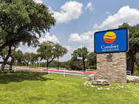 Comfort Inn & Suites Burnet