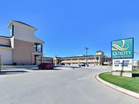 Quality Inn & Suites Carrizo Springs