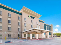 WoodSpring Suites Dallas Plano Central Legacy Drive
