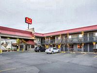 Econo Lodge Salt Lake City Downtown