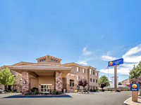 Comfort Inn at St George Convention Center