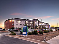 Holiday Inn Express Hotel & Suites Alamogordo Hwy 54/70