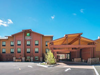 Holiday Inn Express Klamath