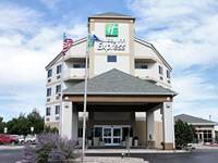 Holiday Inn Express Hotel Colorado Springs Airport