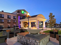 Holiday Inn Express Hotel & Suites Colorado Springs First & Main