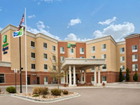 Holiday Inn Express Hotel & Suites Denver North-Thornton