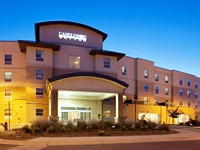 Candlewood Suites Meridian Business Park