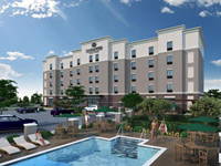 Candlewood Suites Frisco