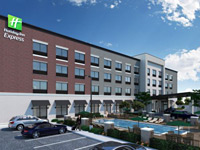 Holiday Inn Express & Suites Frisco NW