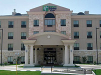Holiday Inn Express Hotel & Suites Del Rio