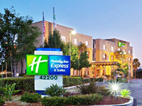 Holiday Inn Express Hotel & Suites Fremont - Milpitas Central