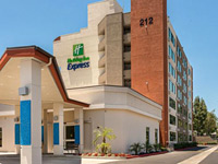 Holiday Inn Express Fullerton