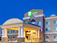 Holiday Inn Express Grants-Milan